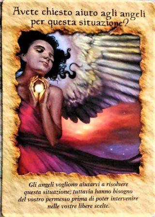 messaggio angelico